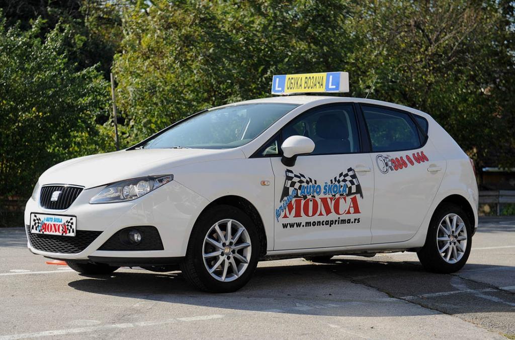 Auto škola Monca Prima, Beograd, Vračar