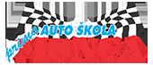 Auto škola Monca Prima Logo