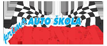 Auto škola Monca Prima Retina Logo